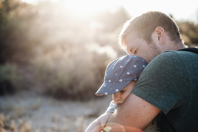 Как се случва бащинството с паник атаки?