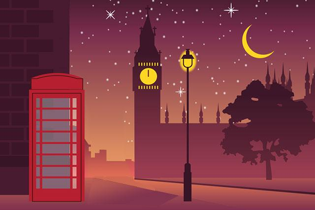 Лондон. Епизод 13
